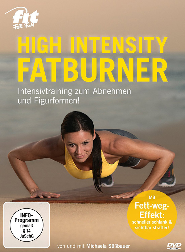 Fit for Fun - High Intensity Fatburner