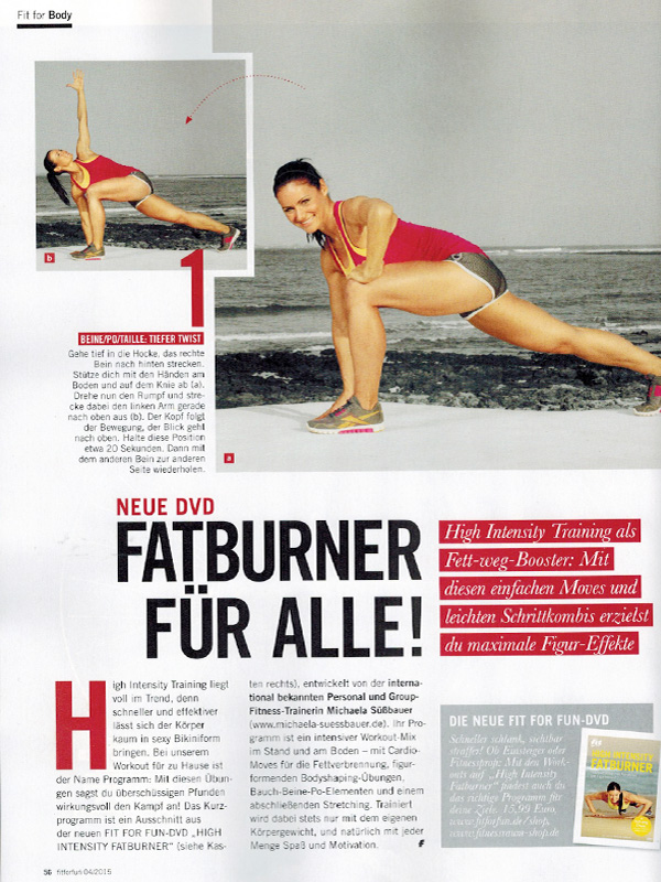 FIT FOR FUN 03/2015