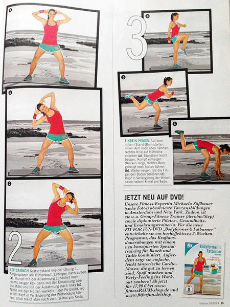 FIT FOR FUN 02/2014